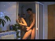 Shower sex tara