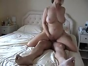 Wife granny ass pussy milf mature big tits