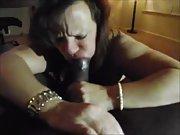 Mature bbc interracial hardcore blowjob doggystyle creampie