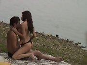 Public amateur sex voyeur porn