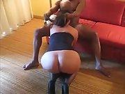 Interracial wife bull shag bigcock bigtits pussy