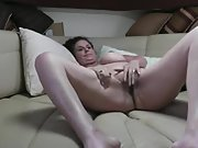 Amateur milf mature mom big tits big ass homemade blowjob