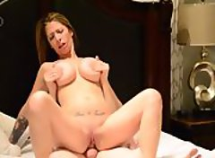 Big tits making love amateur sex film home sex tape big